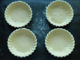 Croustade de langoustines aux poireaux : Photo de l'étape 5