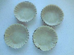Croustade de langoustines au sabayon : Photo de l'étape 5