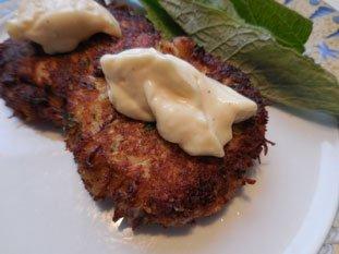 Gâteau de crabe : Photo de l'étape 9