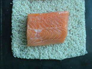 Saumon mariné comme un hareng : Photo de l'étape 1
