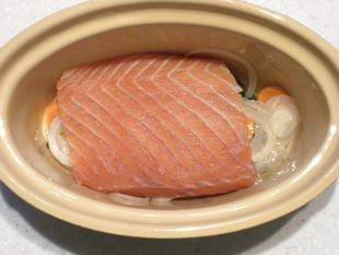 Saumon mariné comme un hareng : Photo de l'étape 7