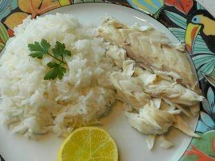 cuisine-facile - poisson en croute de sel