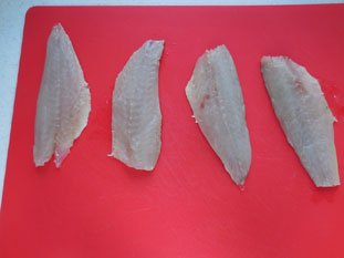 Filet de rougets marinade vite faite : Photo de l'étape 1