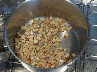 Petite blanquette de saumon : Photo de l'étape 5