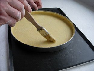 How to roll out pastry for a tart : Photo of step #7