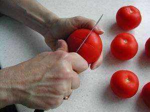 Comment préparer des tomates : Photo de l'étape 3