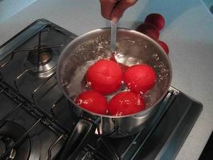 Comment préparer des tomates : Photo de l'étape 4