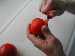 Comment préparer des tomates : Photo de l'étape 8