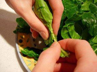 Comment préparer des épinards : Photo de l'étape 6