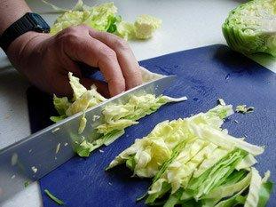 Comment préparer du chou : Photo de l'étape 8