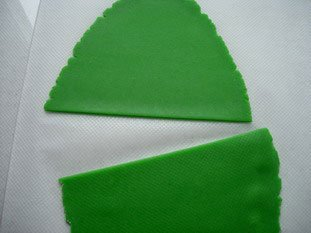 How to make marzipan decorations : Photo of step #3