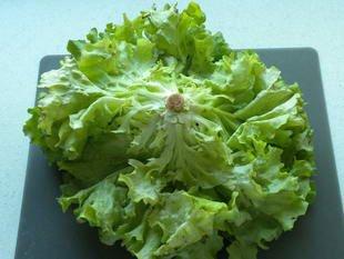 Comment préparer une salade : Photo de l'étape 1