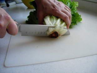 Comment préparer une salade : Photo de l'étape 3