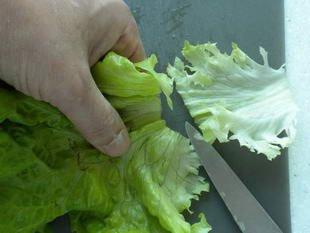 Comment préparer une salade : Photo de l'étape 4