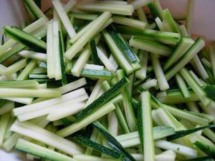 Comment pr parer des courgettes for Astuce cuisine facile