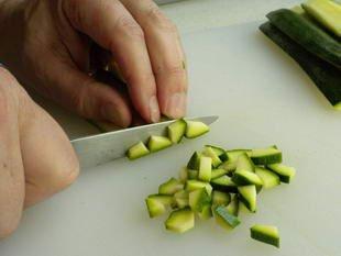 Comment préparer des courgettes : Photo de l'étape 8