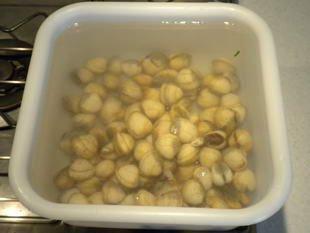 Comment préparer des coques : Photo de l'étape 1