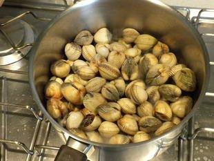 Comment préparer des coques : Photo de l'étape 7