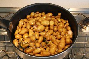 Comment cuire de la grenaille de pommes de terre : Photo de l'étape 6