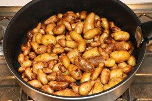 Comment cuire de la grenaille de pommes de terre : Photo de l'étape 7