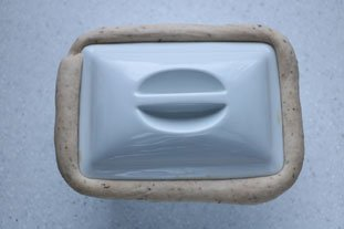 How to seal a terrine or casserole dish : Photo of step #7