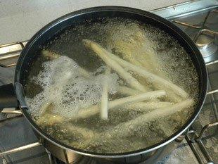 Comment préparer des asperges : Photo de l'étape 3