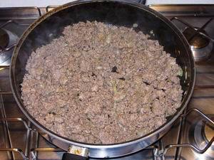 Chili con carne express : Photo de l'étape 3