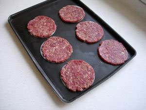 Hamburgers : Photo of step #3