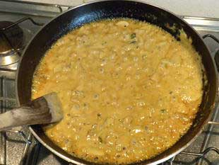 Escalope de veau à la crème : Photo de l'étape 10