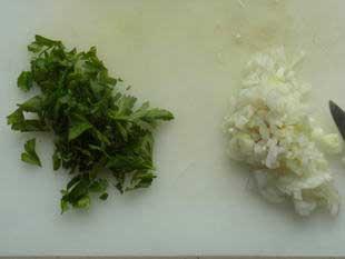 Escalope de veau à la crème : Photo de l'étape 2