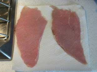 Escalope de veau à la crème : Photo de l'étape 6