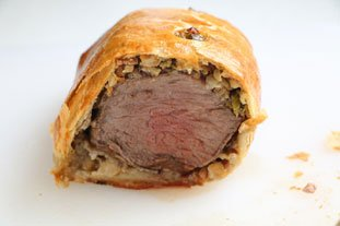Filet de boeuf Wellington