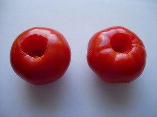 Boulettes de viandes à la tomates : Photo de l'étape 1