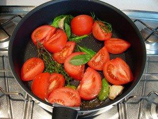 Boulettes de viandes à la tomates : Photo de l'étape 3