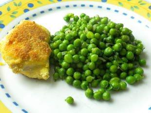 Filets de poulet panés pomme de terre : Photo de l'étape 12