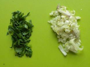 Filets de poulet panés pomme de terre : Photo de l'étape 6