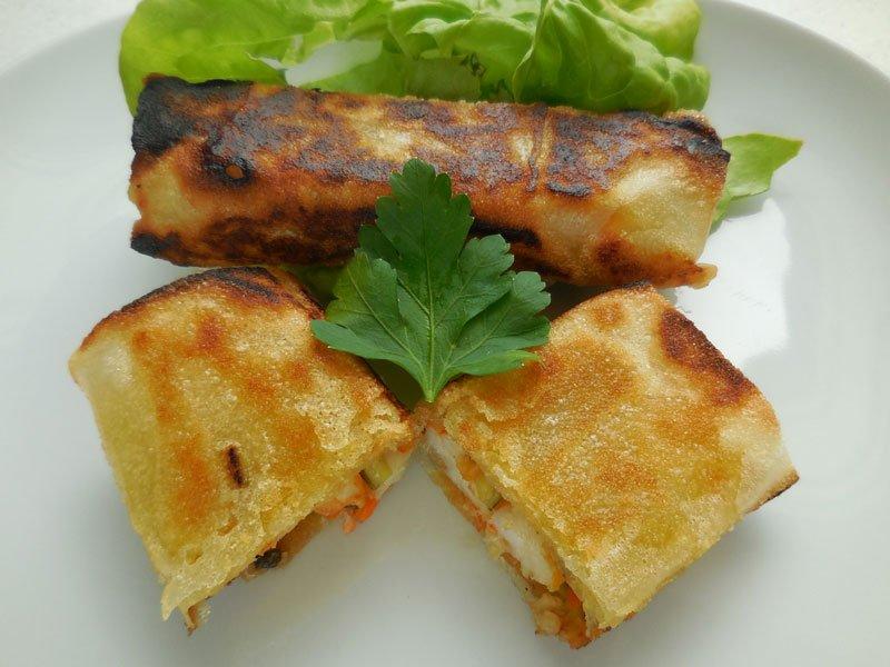 Cuisine croustillants de crevettes - Cuisine poisson facile ...
