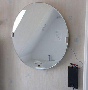 Un miroir anti-buée