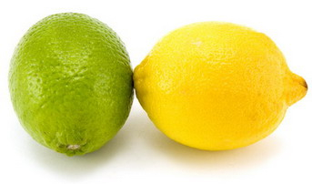 Le citron dans les recettes