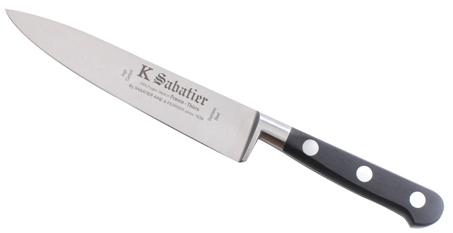 Les 3 couteaux essentiels