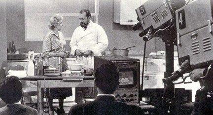 Cocina en televisión