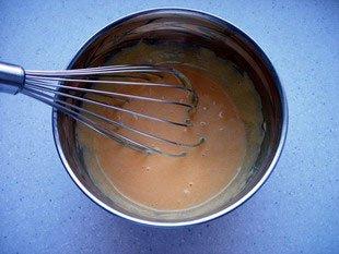 Faut-il vraiment blanchir des jaunes d'œufs ?