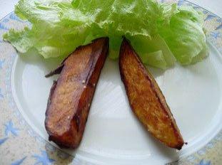 Grosses frites au couteau