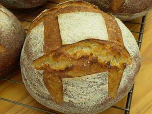 Nouveau pain au levain