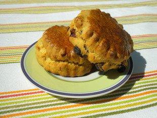Dublin fruit scones