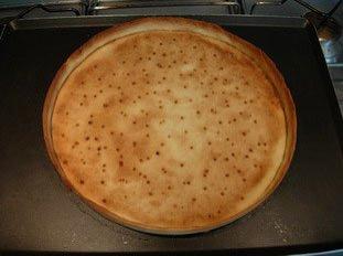 Comment cuire un fond de tarte seul