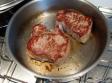 La viande bien cuite